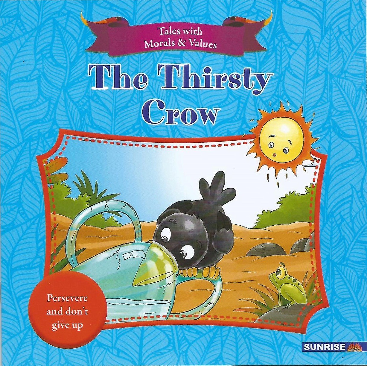 Tales With Moral Values - The Thristy Crow - (PB)