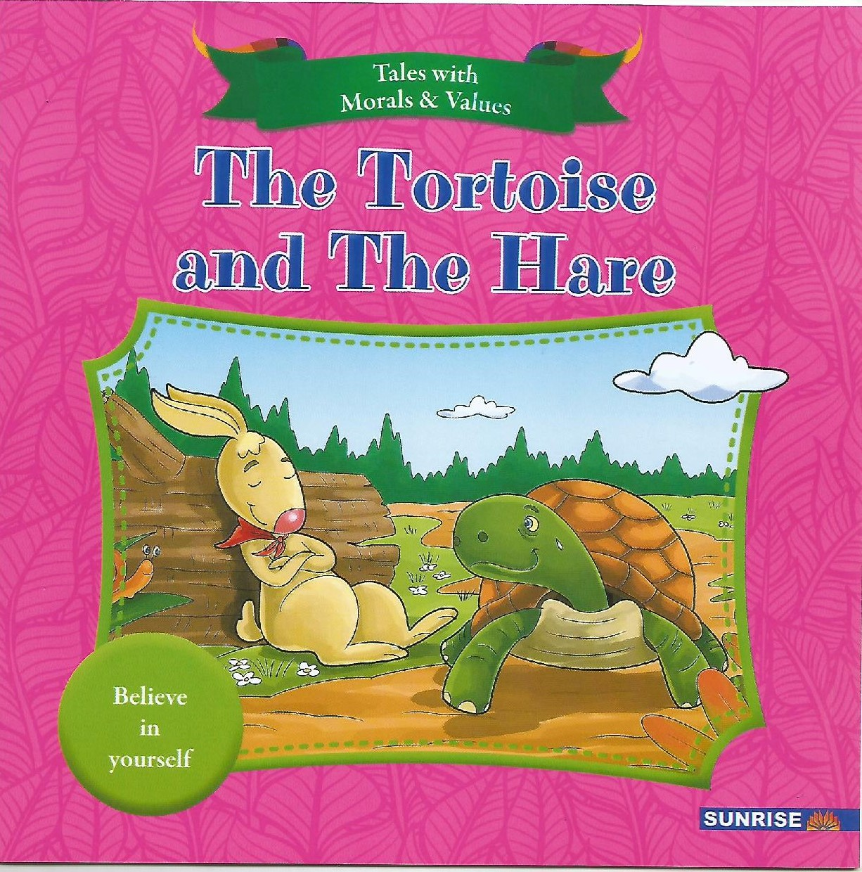 Tales With Moral Values - Tortoise And The Hare - (PB)