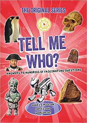 Tell Me Who? (Tell Me Series) - (PB)