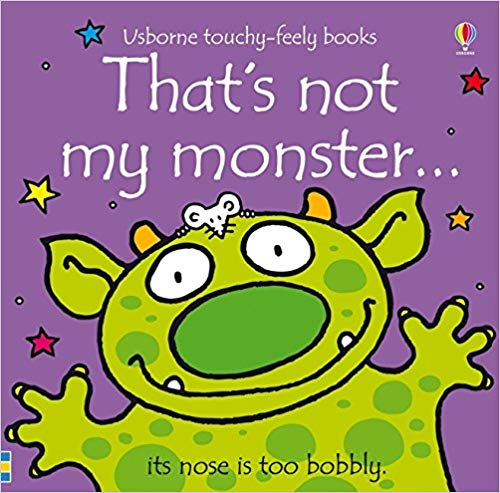 That's not my monster  - (BB)