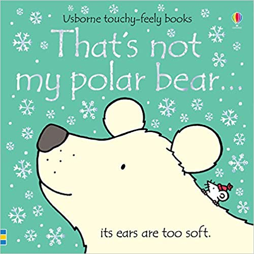 That's not my polar bear  - (BB)
