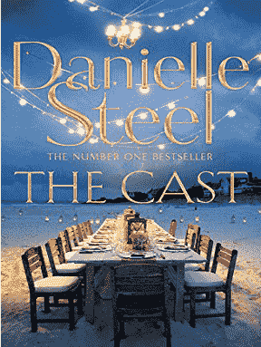 The Cast Danielle Steel - (PB)