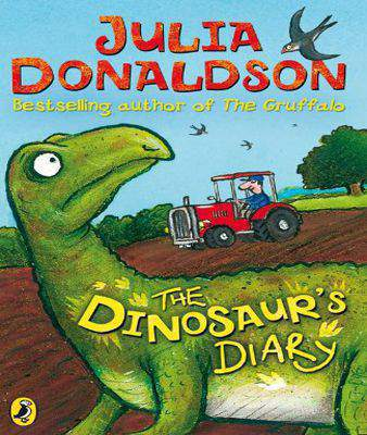 The Dinosaurs Diary (Young Puffin Story Books)