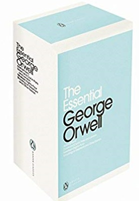 The Essential Orwell 4 Volume Boxed Set