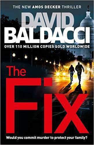 The Fix (Amos Decker series) - Paperback