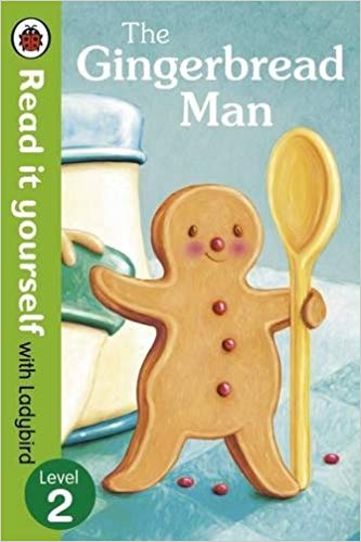 The Gingerbread Man - (PB)