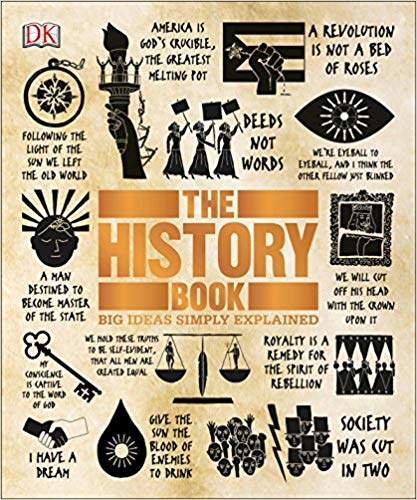 The History Book: Big Ideas Simply Explained (HB)
