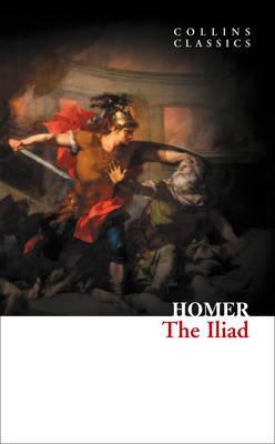 The Iliad (Collins Classics) - Paperback