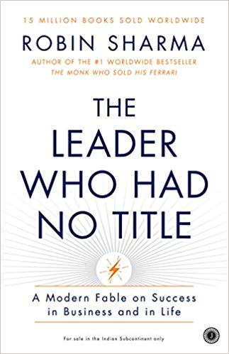 The Leader Who Had No Title  -  (PB)