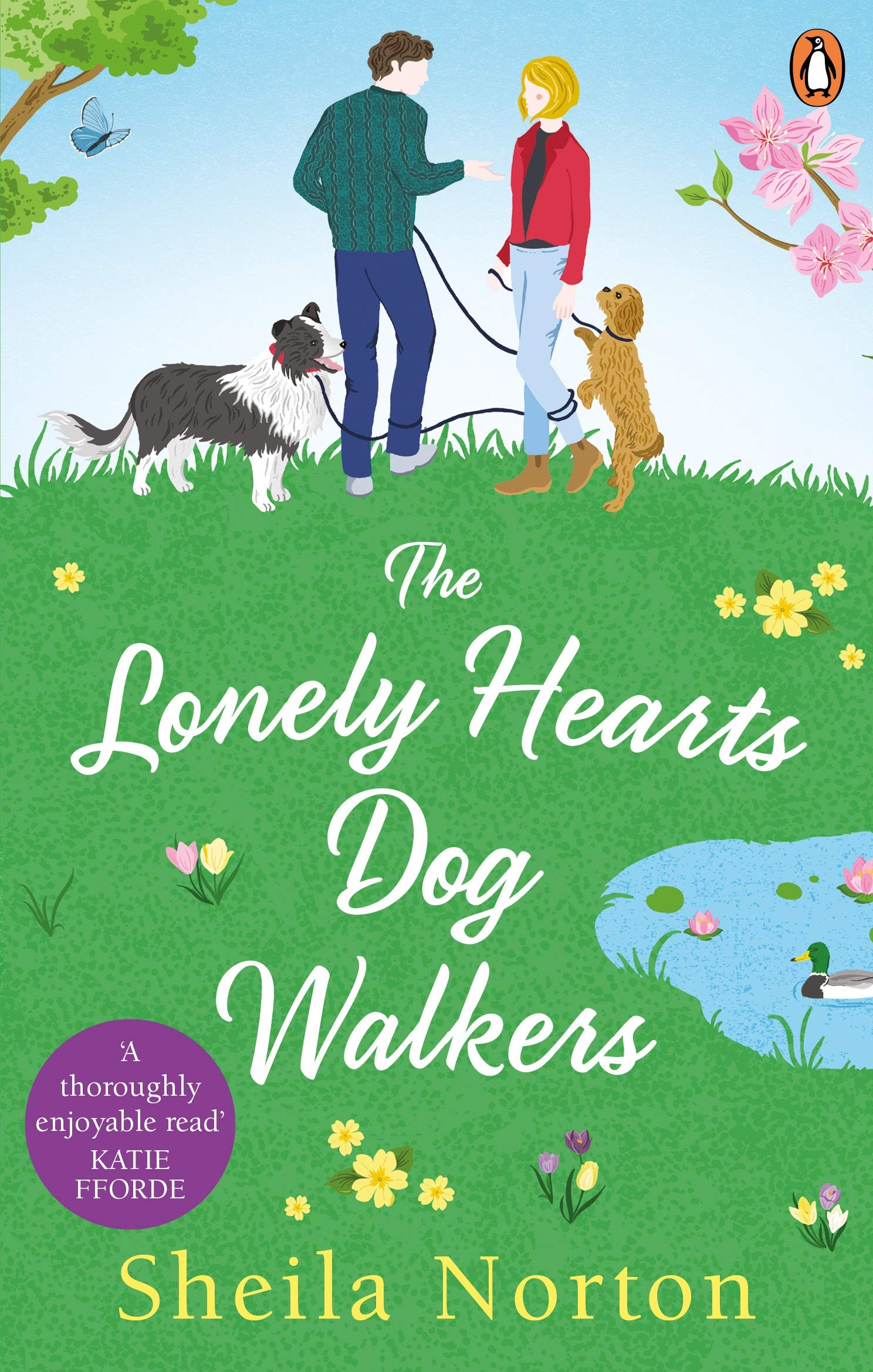 The Lonely Hearts Dog Walkers - (PB)