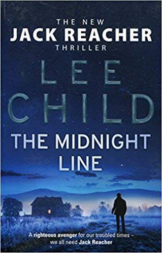 The Midnight Line Jack Reacher 22 - (PB)