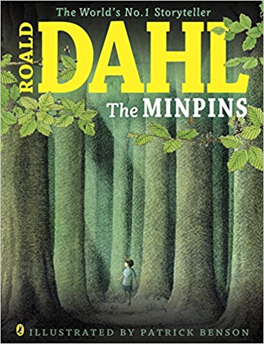 The Minpins (Dahl Colour Illustrated)  - Paperback