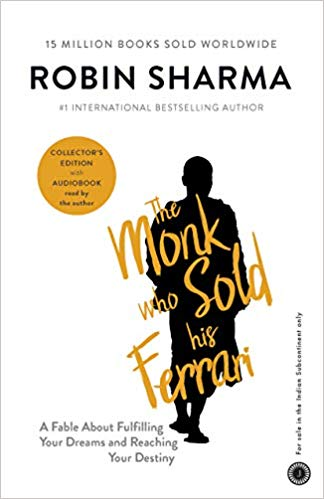 The Monk Who Sold His Ferrari - (With Audio Cd)