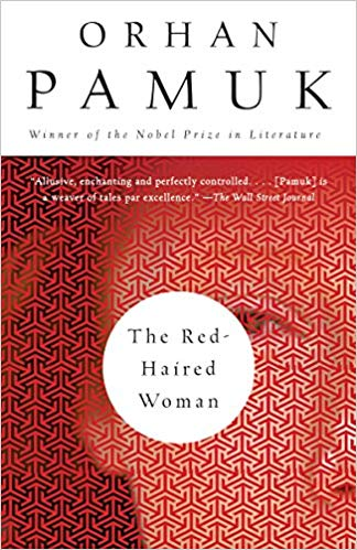 The Red-Haired Woman - (PB)