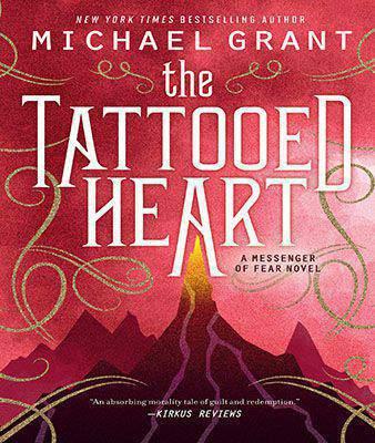 The Tattooed Heart (Messenger of Fear) - (PB)