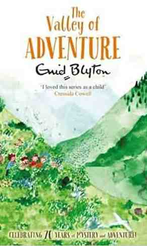 The Valley of Adventure (The Adventure Series) - Paperback