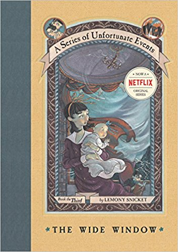 The Wide Window (A Series of Unfortunate Events) - (PB)