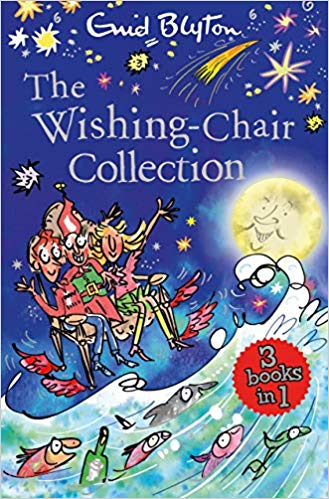 The Wishing-Chair Collection: Three Books of Magical Short Stories in One Bumper Edition