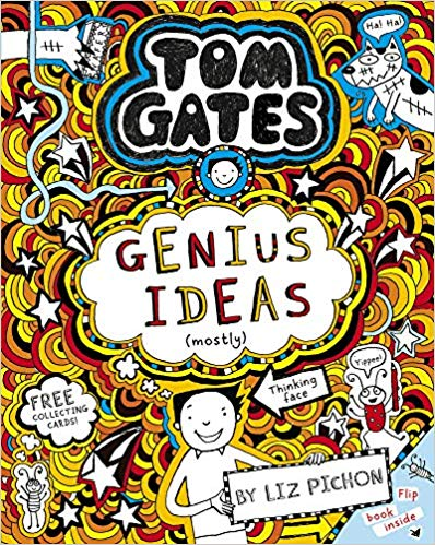 Tom Gates: Genius Ideas