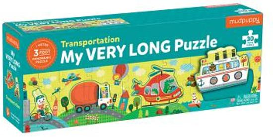 Transportation My Very Long Puzzle
