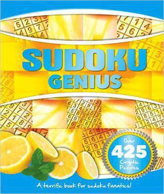 Trivia - Puzzles - Sudoku - Jumbo 256 Spiral Pen - Sudoku Series Paperback