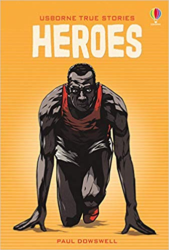 True Stories of Heroes - (HB)