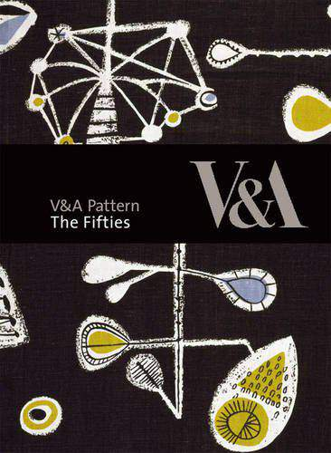 V&A Pattern The Fifties with CD