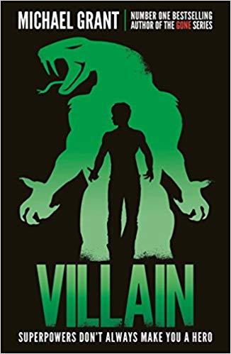 Villain - (PB)