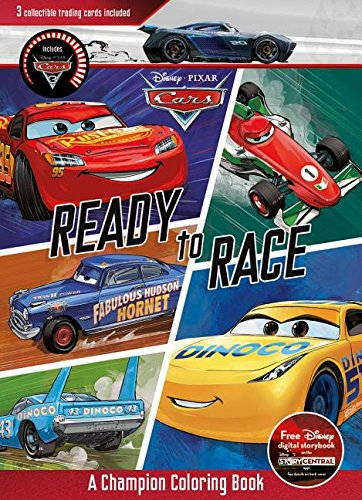 Disney Pixar Cars Ready to Race