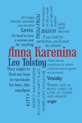 Anna Karenina Word Cloud Classics