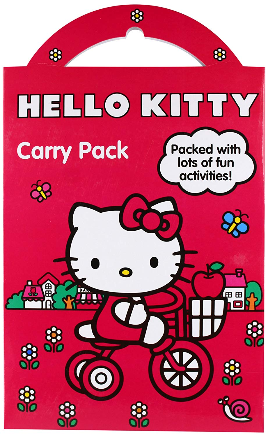 Alligator Books Hello Kitty Carry Pack