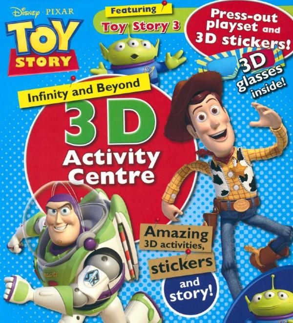 Toy Story 3D Activity Centre