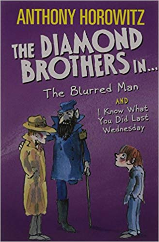 WALKER The Diamond Brothers In...The Blurred Man & I Know What You Did Last Wednesday - (PB)