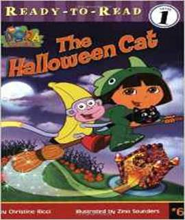 Halloween Cat (Ready-To-Read Dora the Explorer - Level 1)