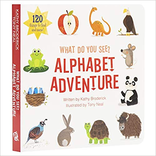 What Do You See Alphabet Adventure