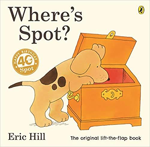 Where's Spot? - (PB)