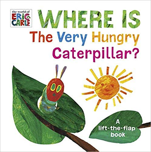 Where is the Very Hungry Caterpillar? - (BB)