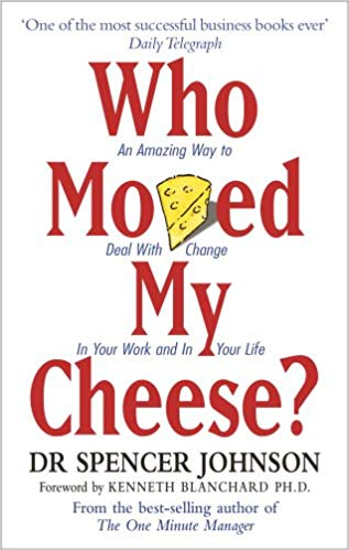 Who Moved My Cheese - (PB)