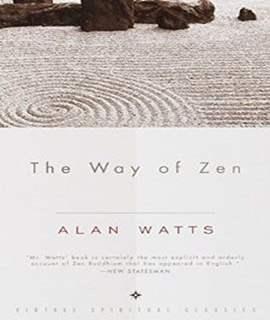 The Way of Zen - (PB)
