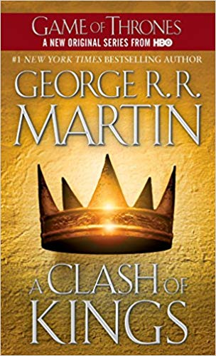A Clash of Kings Book 2 MM