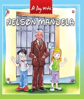 A Day with Great Personalities: Nelson mandela