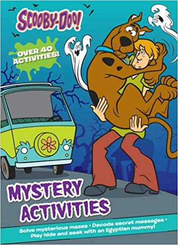 Scooby-Doo Mystery Activities