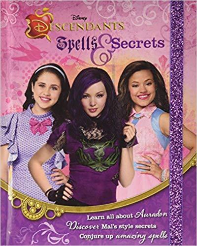 Disney Descendants Book of Secrets