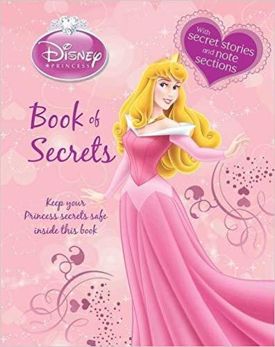 Disney Book of Secrets - Princess