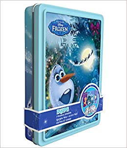 Disney Frozen Olaf Happy Tin