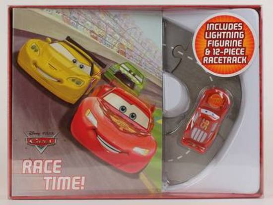 Disney Pixar Cars Race Time!