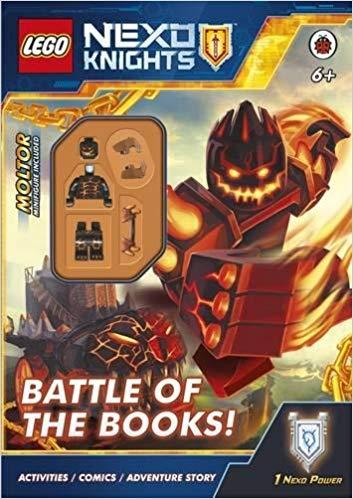 LEGO NEXO KNIGHTS: Battle of the Books