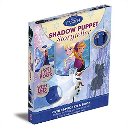 Disney Frozen Shadow Puppet Storyteller