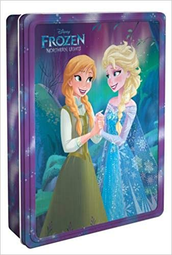 Disney Frozen Northern Lights Happy Tin