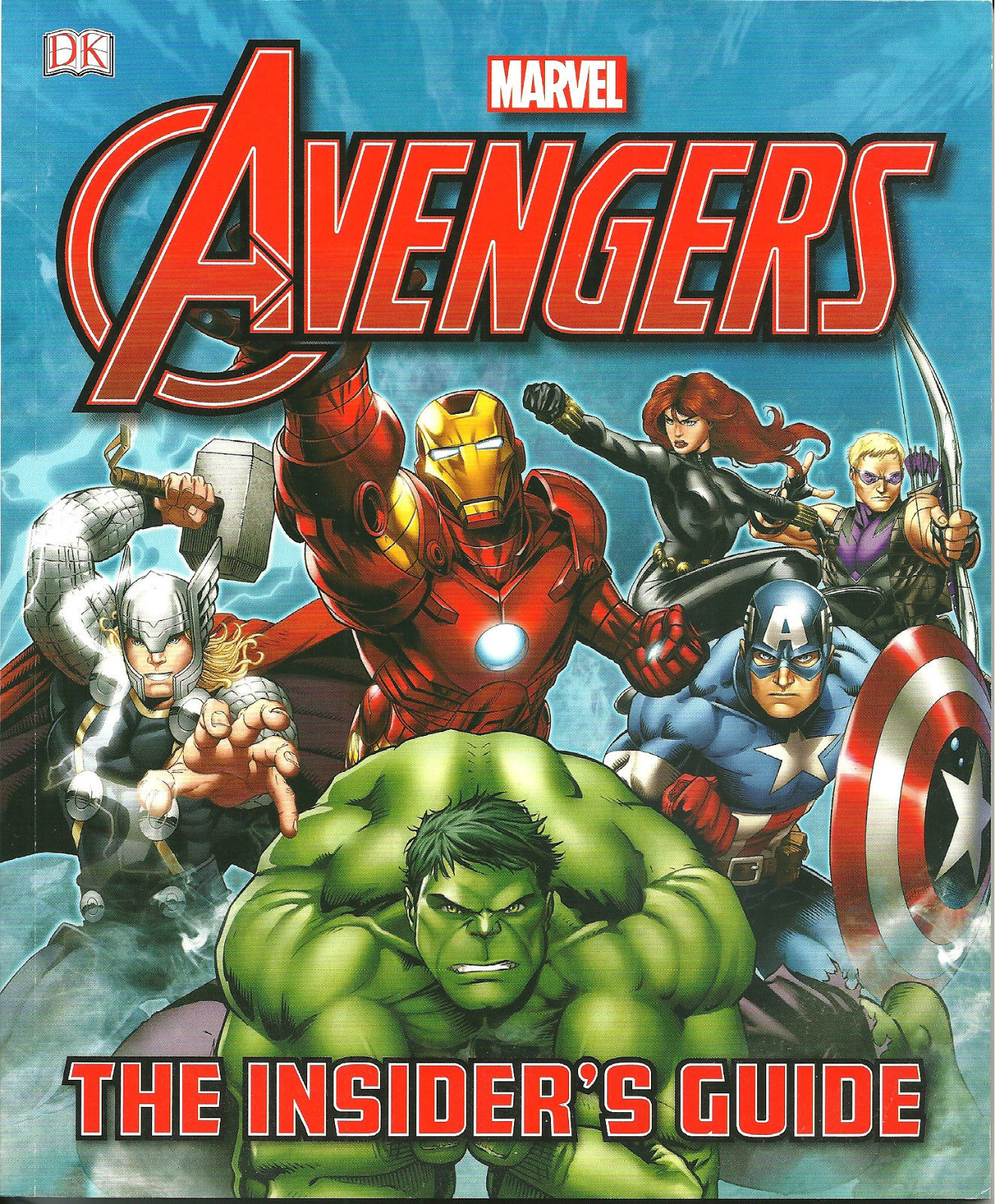 Avenger's : the insider's guide